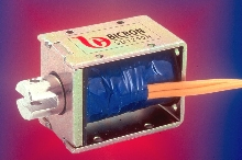 DC Solenoid operates in -20 to 40 deg C temperatures.