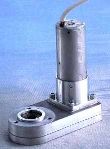 DC Motor is suited for light duty belt conveyors.