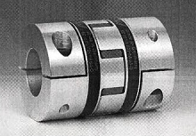 Servo Insert Couplings provide dampening of loads/shocks.