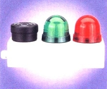 Signal Beacons come with protective housings.