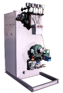 Flexible Water Boilers come in sizes from 6 through 25 BHP.
