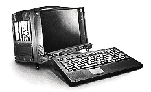 Portable Industrial PC has 6 full size expansion slots.