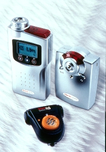Portable Gas Monitors suit various applications.