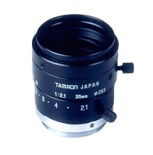 35mm Lens fits CCD machine vision cameras.