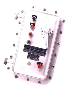 Motor starters are rated for hazardous locations for Hazardous location motor starter