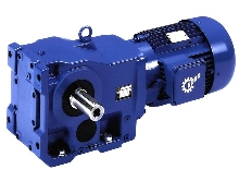 Gearmotors/Speed Reducers operate at 95%+ efficiency.
