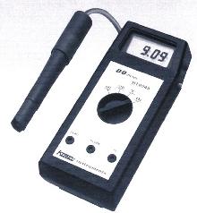 Dissolved Oxygen Meter uses polarigraphic type probe.