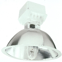 Aisle Lighting reduces luminaire requirements by 25%.