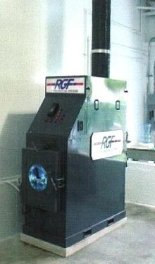 Thermo Oxidizer eliminates liquid waste.