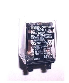 Power Relay is compact alternative for many 2-pole uses.