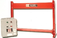Metal Detector handles conveyor speeds from 60-1000 fpm.