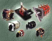 Industrial Switches are available in 5 types.