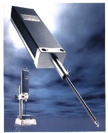 Linear Gage checks surface variables.