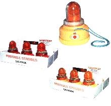 Emergency Lights provide instant response.