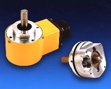 Incremental Encoder handles high shaft loads.