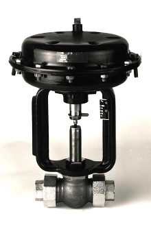 Control Valves suit light industrial applications.