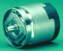 Rotary Encoders are rated for temperatures to 239 deg F.