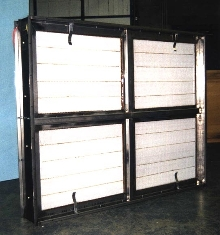 HEPA Filters keep cleanrooms germ free.