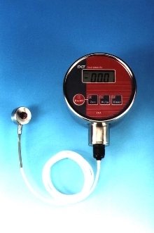 Force Indicator displays tension or compression.