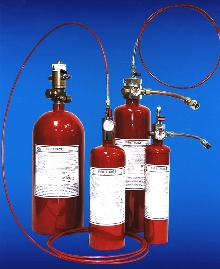 Fire Suppression Systems protect without electricity.