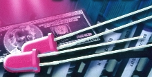Ultraviolet LEDs provide high intensity in 400nm wavelength.