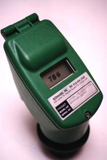 Ultrasonic Level Monitor checks liquids and solids.