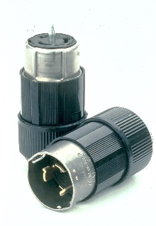 Locking Plugs and Connectors have impact-resistant housings.