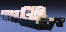 Cutoff Machine processes tube and bar stock.