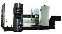 Multi-Tasking Machine combines machining and turning centers.