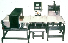 Metal-Detector Checkweighers suit various applications.