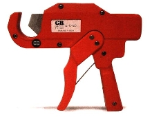 Conduit Cutter offers auto blade return.
