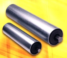 Precision Rollers suit heavy-duty conveyor applications.