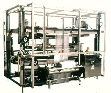 Bag Insertion Machine suits continuous-duty applications.
