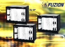 CompactPCI(R) Computers fit into 8U platforms.