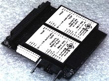 Synchro/Resolver Modules are PC104 compliant.