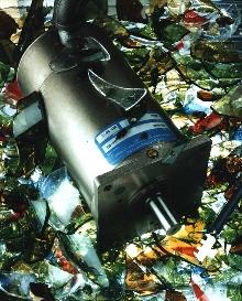Dustproof Motor locks out contamination.