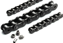 Drive Chain reduces workplace noise.