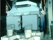 Process Screener separates materials fast.