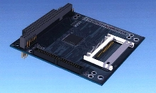 Carrier Board/IDE Device Controller has PC/104 form factor.