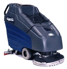 Walk-behind Scrubbers offer 26 and 32 in. widths.