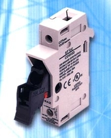 Fuse Blocks provide Type 2 motor-starter protection.