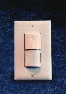 Light Switch has built-in light sensor.