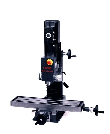 Benchtop Machining Mill fits small and medium size tasks.