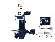 Desktop Milling Machine fits in shops, home or labs.