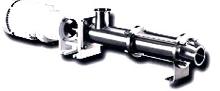 Sanitary Pumps handle abrasive materials.