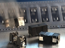 Fuseblock facilitates installation in SMD automation.