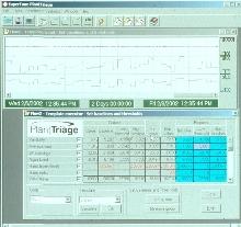 Optimization Software monitors plant performance.