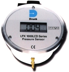 Pressure Transmitter suits HVAC monitoring and control.