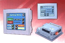 HMI Hardware comes with control software.