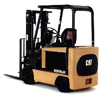 Electric Lift Trucks offer options to meet individual needs.